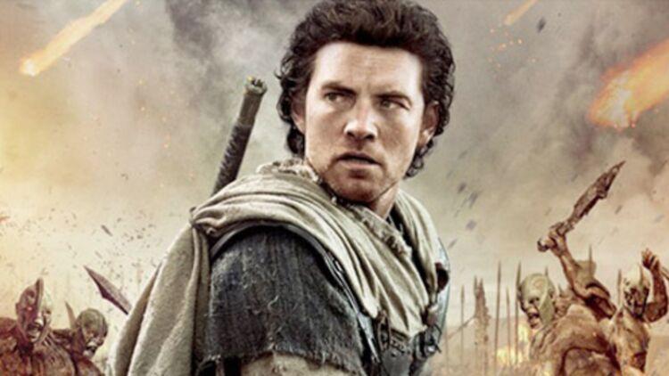 Persée (Sam Worthington), l'un des héros de La Colère des Titans. © Allociné / Warner.
