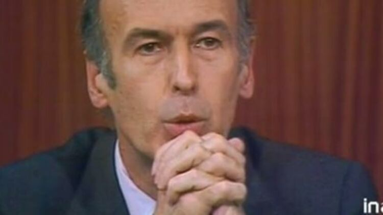 """""""Vous n'avez pas, Monsieur Mitterrand, le monopole du coeur"""", lance VGE lors du débat télévisé du second tour de l'élection présidentielle de 1974. Capture d'écran d'une vidéo de l'INA.fr"""