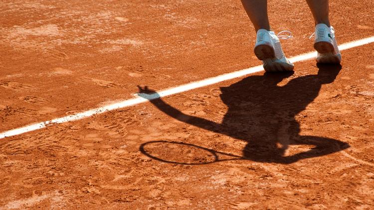 terre battue, tennis