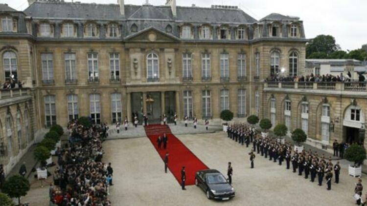 La cérémonie d'investiture du Président Hollande devrait débuter vers 10h, ce 15 mai 2012. © REUTERS.