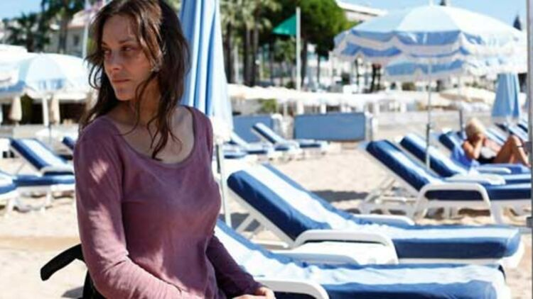 Marion Cotillard dans De rouille et d'os. © UGC Distribution