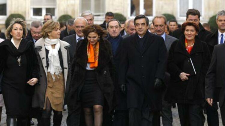 Par rapport aux membres du gouvernement Fillon, la rémunération des futurs ministres de François Hollande devrait être réduite de 30%. © REUTERS.