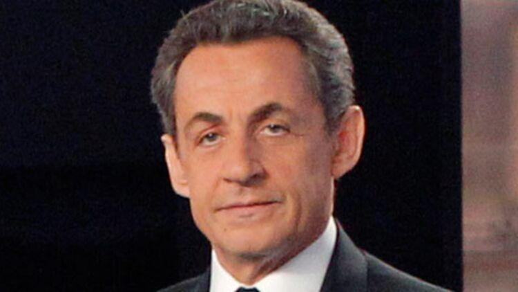 Nicolas Sarkozy lors du débat de l'entre-deux-tours le 2 mai 2012 ©REUTERS