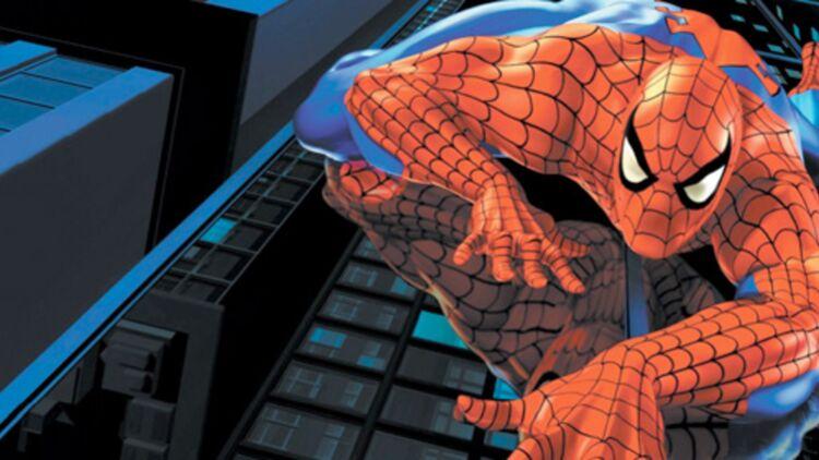 Spider-Man, l'un des superhéros les plus connus des éditions Marvel. Crédits : Marvel.