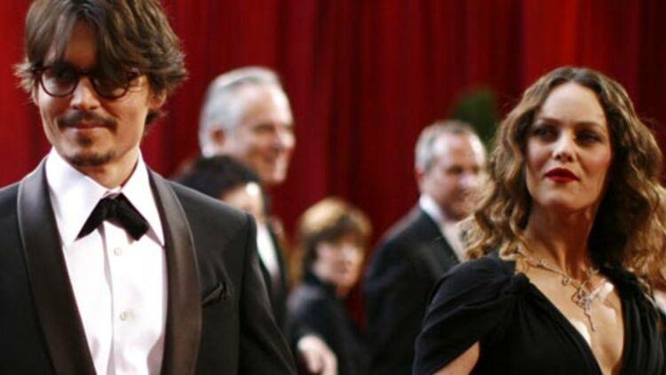 Johnny Depp et Vanessa Paradis viennent officiellement de se séparer, a annoncé l'agent de l'acteur ce mercredi 20 juin 2012. ©REUTERS