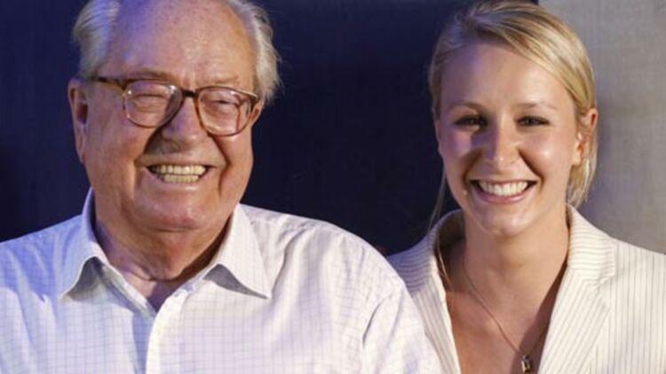 Marion Maréchal Le Pen, petite-fille de Jean-Marie Le Pen, élue à 22 ans député de la 3e circonscription du Vaucluse, est la plus jeune députée de l'histoire de la République française. © REUTERS