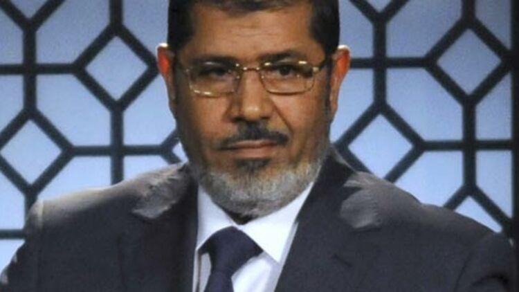 Le leader des Frères musulmans Mohamed Morsi a été proclamé vainqueur de l'élection présidentielle égyptienne le dimanche 24 juin 2012. © REUTERS