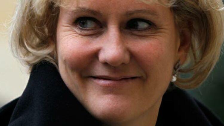 """Nadine Morano s'est défendue d'être raciste, jeudi 21 juin 2012, sur France 5, en rappelant qu'elle avait """"des amis arabes"""" et même une amie """"tchadienne, donc plus noire qu'une arabe"""". ©REUTERS"""