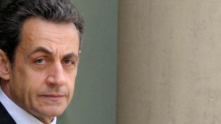 Nicolas Sarkozy a été visé par une triple perquisition ce mardi 3 juillet. © REUTERS