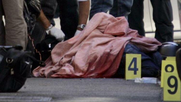 Un homicide à Marseille, 2007. © REUTERS