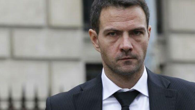 Jérôme Kerviel arrive à la Cour de Paris pour le verdict de son procès en appel, le 24 octobre 2012. © REUTERS
