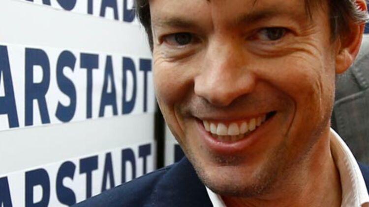 Nicolas Berggruen, milliardaire germano-américain qui a choisi de vivre sans domicile fixe. © REUTERS