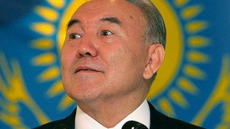 Noursoultan Nazarbaiev. © REUTERS