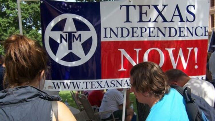 Meeting du Texas Nationalist Movement à Austin, en août 2009. Photo via FlickR CC license by Sylvester75117