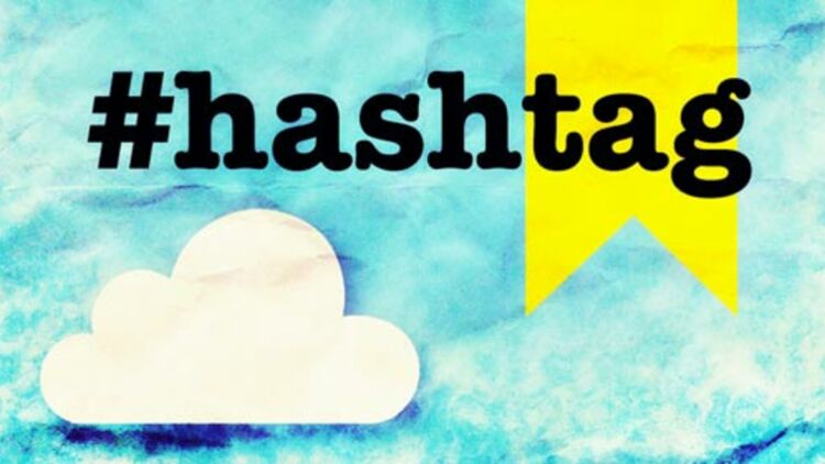 Hashtags. Photo flickR cc license by clasesdeperiodismo