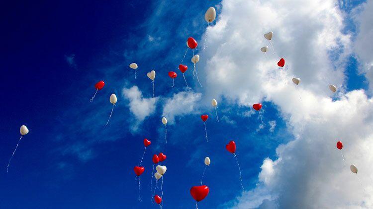 ballon, helium