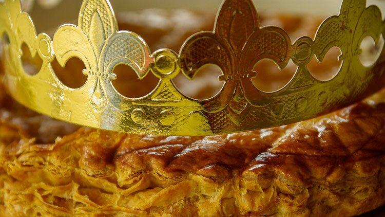galette des rois, couronne, fève