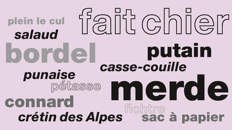 vulgaire, culture, gros mots, langue française