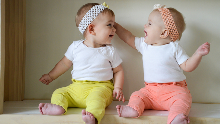 jumeaux, jumelles, naissance