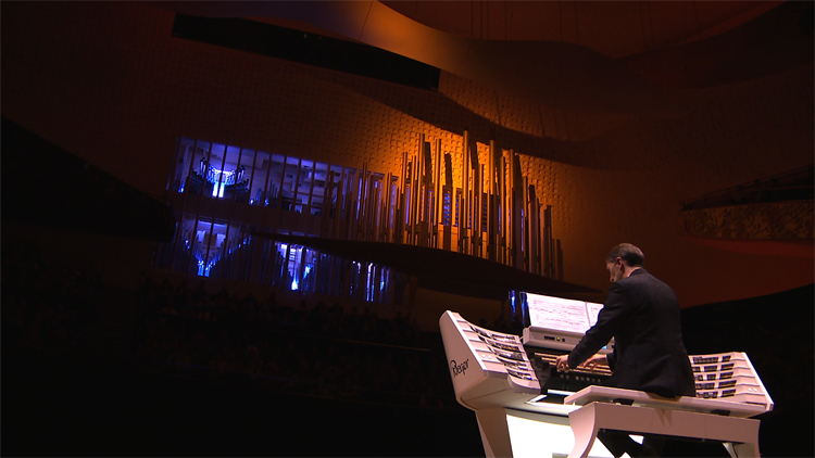 orgue, Philharmonie de Paris