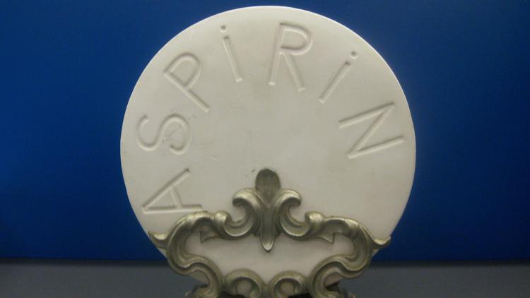 Aspirine, médicament