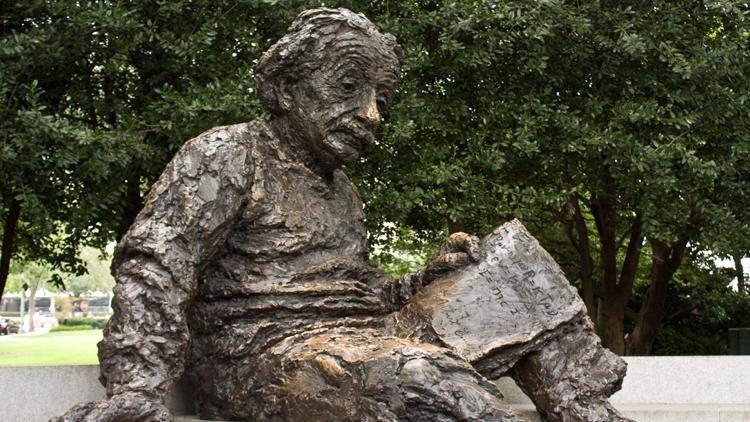 Einstein, monument