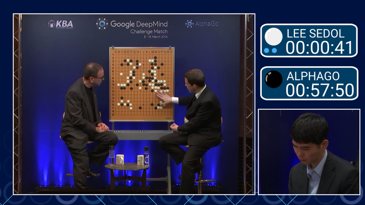 AlphaGo, intelligence artificielle