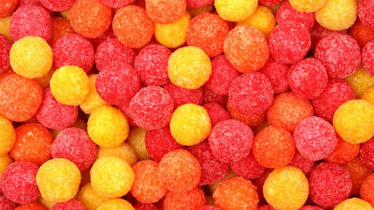 sucre, bonbons