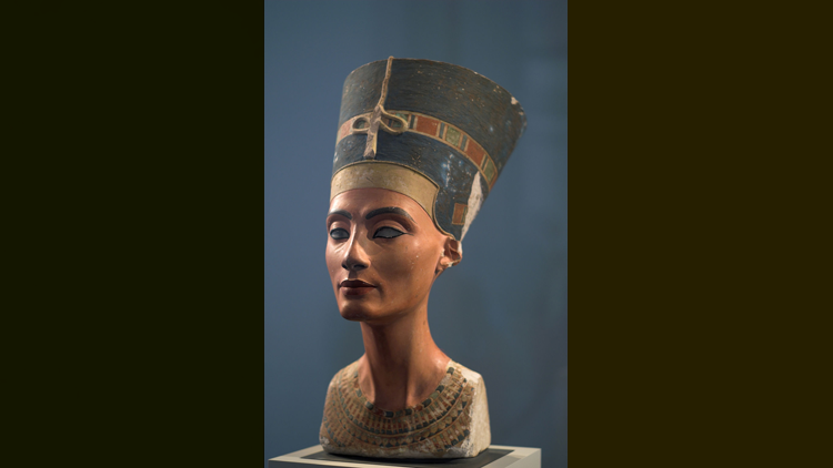 Néfertiti, Egypte, Toutankhamon