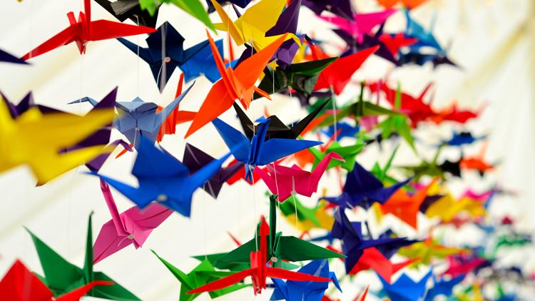 Origami, Japon