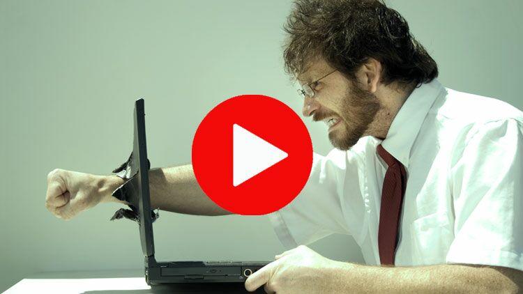 obsolescence programmée, ordinateur, panne