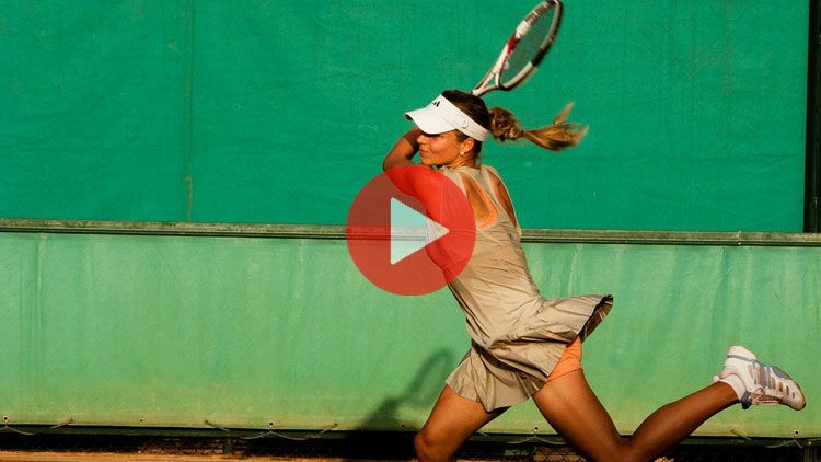 tennis, cris, raquette