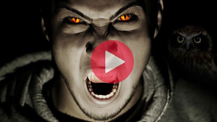 vampire, ail, halloween