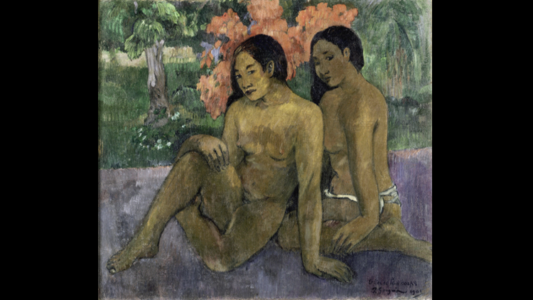 Paul Gauguin, Marquises
