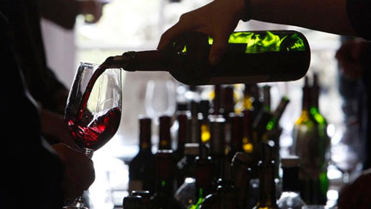 Vin, bouteille