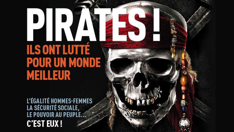 Ça m'intéresse Histoire, pirates
