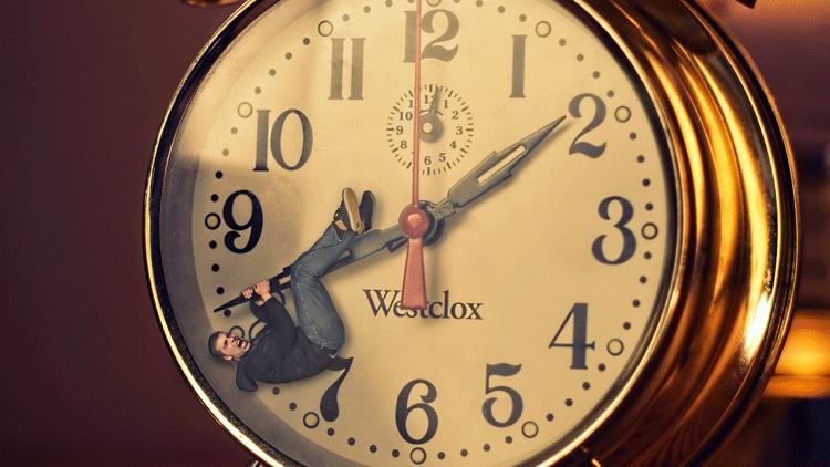 Temps, horloge,
