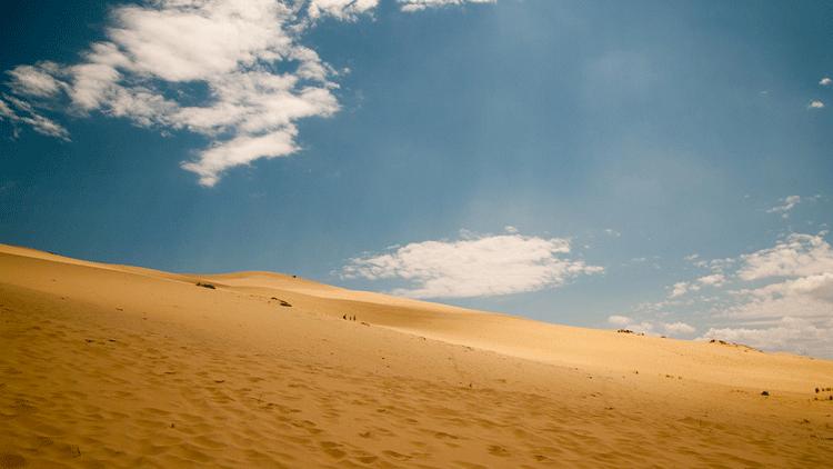 Dune du pilat, sable