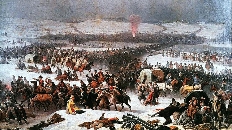 Napoléon, Bérézina