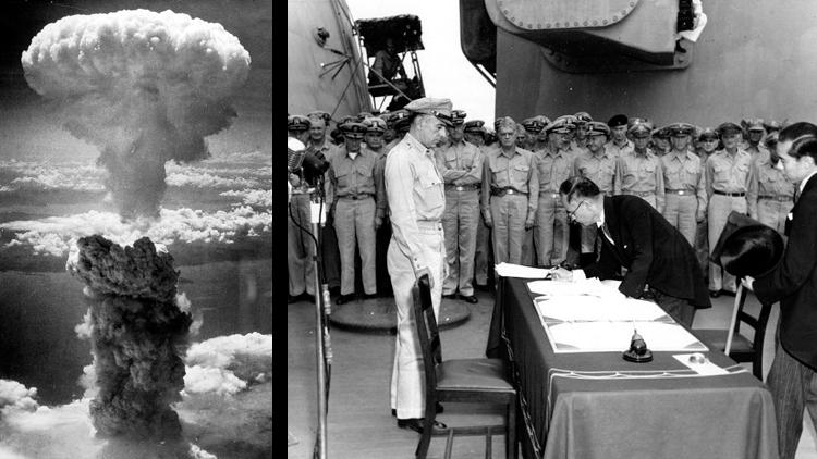 Japon, seconde guerre mondiale