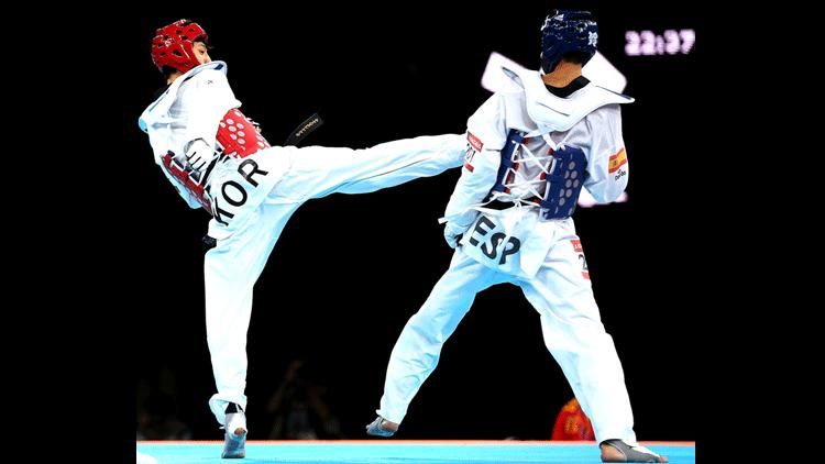 taekwondo, sports, jeux olympiques
