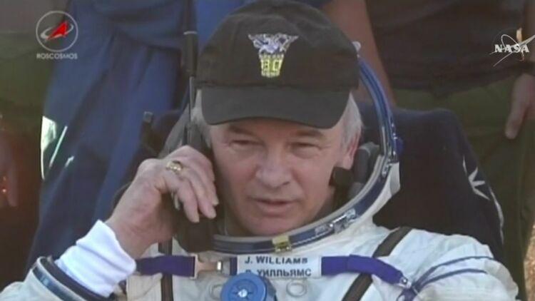 astronaute, espace, NASA
