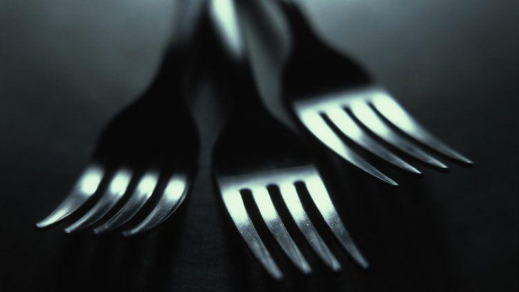 fourchette, couvert