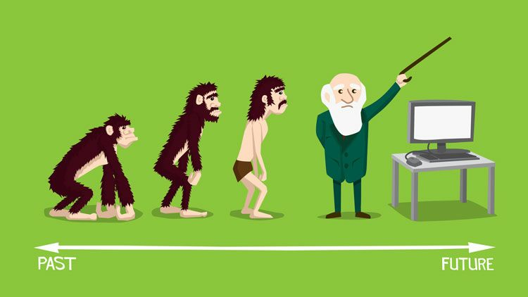 Darwin, créationnisme, évolution