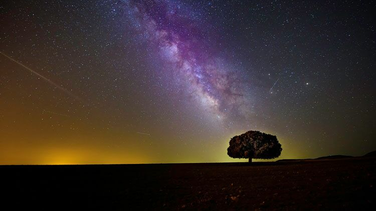 étoiles, ciel étoilé
