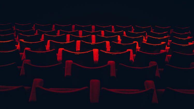 fauteuils rouges, cinéma
