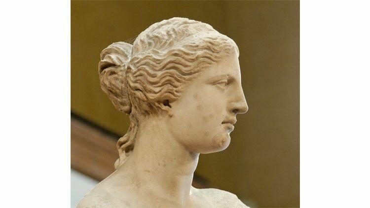Vénus de Milo, statue, louvre