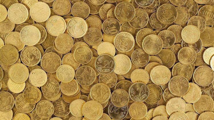 monnaie, centimes, argent