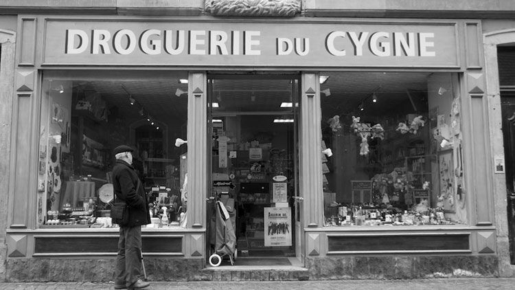 droguerie, magasin
