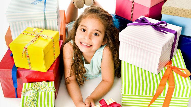 cadeaux, enfant unique